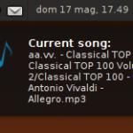 Un piccolo plugin per Sonata