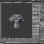 Blender 2.5 a scatti …